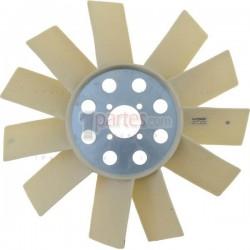 Aspas del ventilador mecánico
