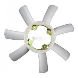 Aspas del ventilador