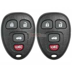 Controles remotos - 2PACK