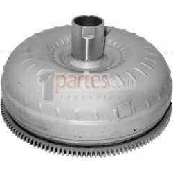 Turbina (Convertidor del torque) con cremallera