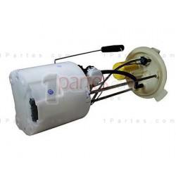 Bomba con sensor de nivel de gasolina