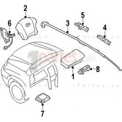 Airbag - Módulo de diagnóstico