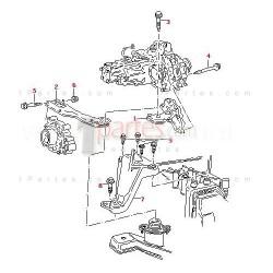Base de la transmisión - MANUAL