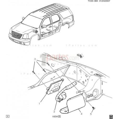 Chevrolet Chevy Tosca