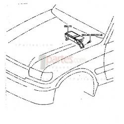 Airbag - Módulo de control