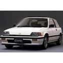 1984-1987 Civic - 3ra gen.