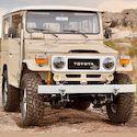 1960-1984 Land Cruiser - FJ40